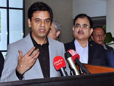 Usman Dar to resume his responsibilities as SAPM after by-polls