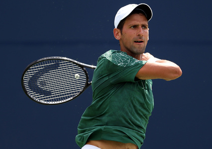 Injured Djokovic faces Zverev test, Halep eyes Serena scalp in quarter-finals