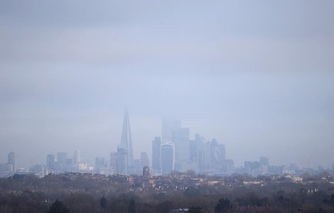 New York widens lead over London as global financial hub: Survey