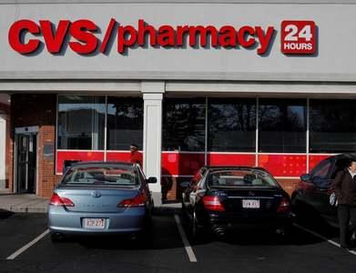 CVS Health quarterly sales rise 4pc on pharmacy boost