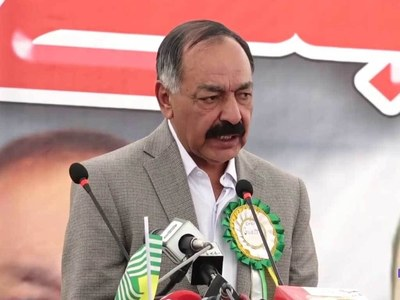 CPEC to uplift economic, trade activities in entire region: Governor Balochistan
