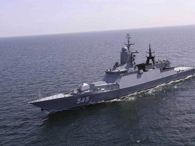 Iran, Russia start joint naval drill in Indian Ocean