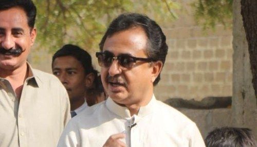 PTI's Haleem Sheikh remanded in police custody for two days