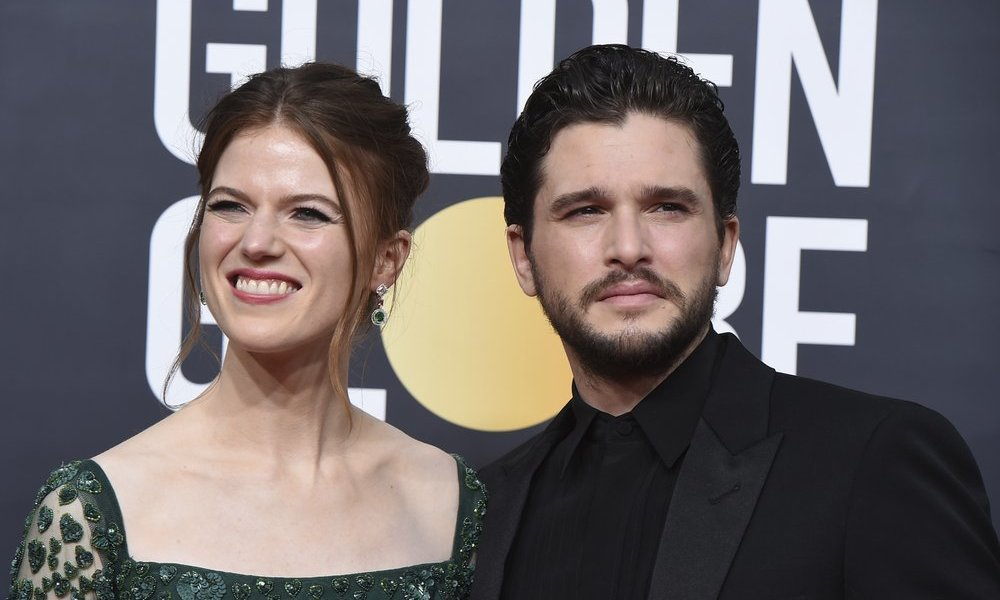 It's a baby boy for Game of Thrones' Kit Harington and Rose Leslie