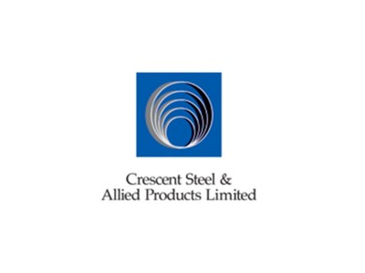 Crescent Steel and Allied Products Limited