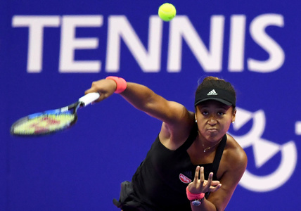 Osaka ends Williams's record bid to make Australian Open final