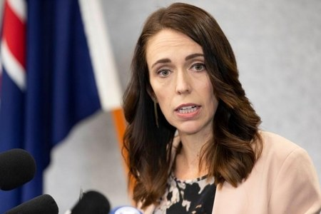 New Zealand's Ardern announces free sanitary products in all schools to beat period poverty