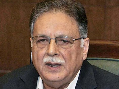 Senate election: ECP rejects nomination papers of Pervaiz Rasheed