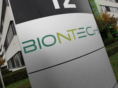 BioNTech says 'committed' to supplying Taiwan with vaccine