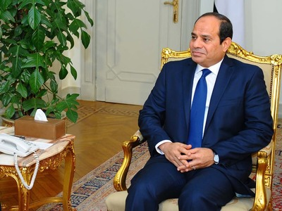Egypt's Sisi offers support to Libya's new PM