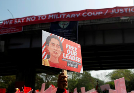 UK and Canada impose sanctions on Myanmar generals after coup