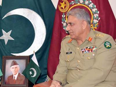 COAS thanks Chinese envoy for vaccine assistance