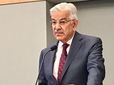 Personal appearance: AC allows one-time exemption to Khawaja Asif