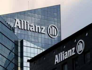 Allianz Q4 net profit drops 2.2%, but better than expected