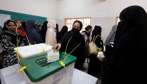 By-elections in four NA, PA constituencies begins