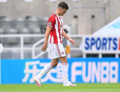 Sheffield United suffer Egan blow as injuries mount