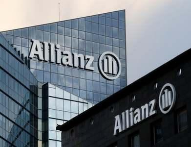 Allianz upbeat despite rare drop in annual profit