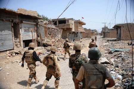 Soldier martyred, two terrorists killed in North Waziristan operation