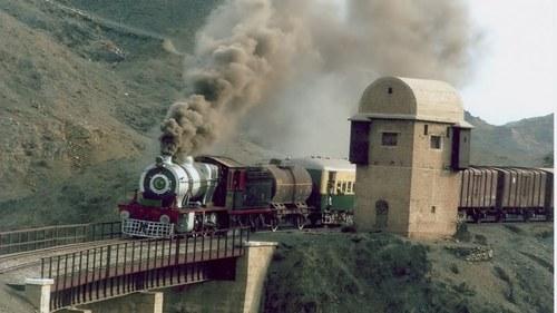 Tourist safari train from Golra to Attock Khurd starts chugging