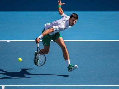 Djokovic dominates Medvedev to win record-extending ninth Australian Open