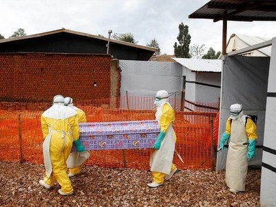 Ebola toll hits 4 in DR Congo as people 'resist' health measures