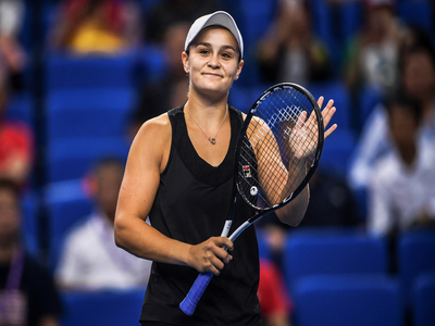 World number one Barty uncertain of schedule as Osaka closes in