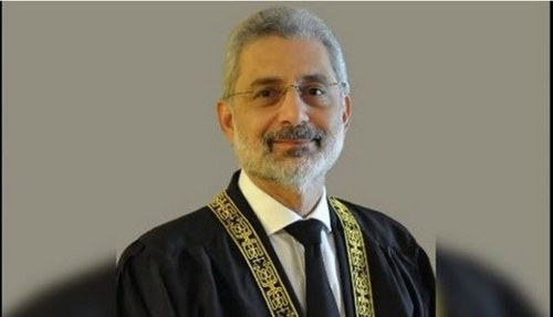 Justice Isa review petition: SC bench refers matter to CJP Gulzar Ahmed