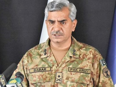 Operation Raddul Fassad's two-point strategy aimed to counter terrorism and violent extremism: DG ISPR