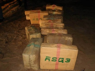 Morocco seizes 9.5 tonnes of cannabis in refrigerated truck