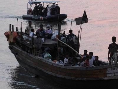 Rohingya boat in distress, eight dead: NGO