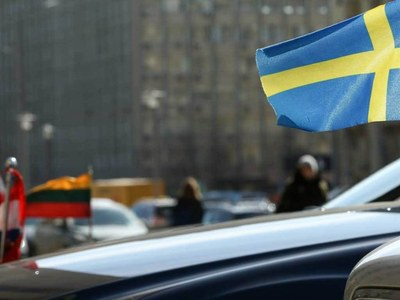 Swede charged with spying for Russia