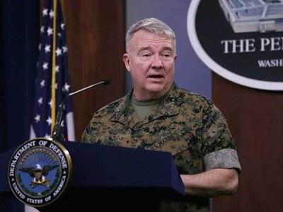 US top general urges Iran restraint amid efforts to restart talks
