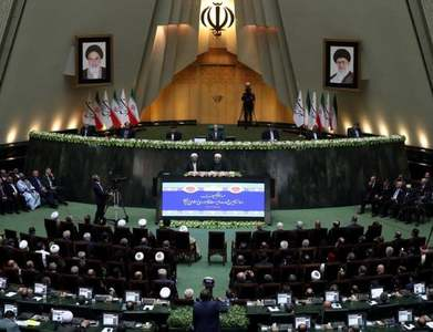 Iranian lawmakers criticise Tehran's deal with IAEA on snap inspections