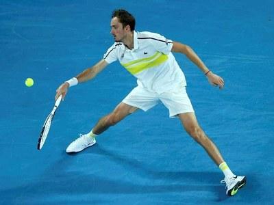Medvedev cracks top three as Karatsev soars 72 places