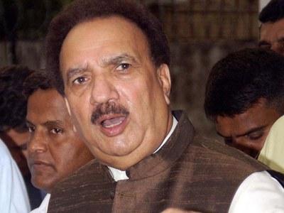 Rehman Malik calls for inter-faith harmony, unity among all faiths