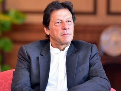 Vote for PTI candidates in Senate polls: PM Imran tells MPAs in KP