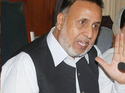 Efforts on to promote housing sector:  Mehmood-ur-Rasheed