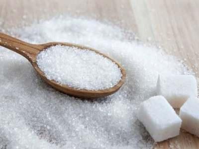 Raw sugar falls after hitting near 4-year peak