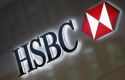 HSBC reports profits fell 30% to $6.1bn in 2020