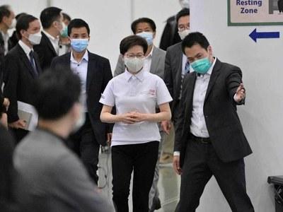 Hong Kong to disqualify disloyal politicians and officials