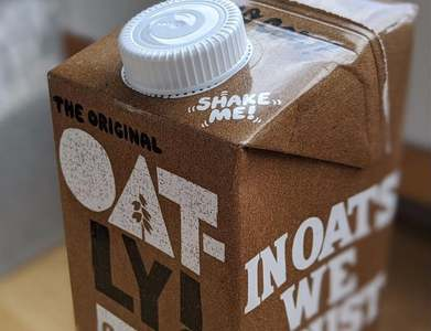 Oprah-backed Oatly plants IPO seed with private regulatory filing