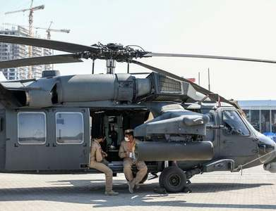 UAE armed forces announce $1.6bn in defence deals