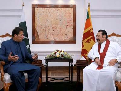 Pakistan, Sri Lanka agree to further strengthen economic, trade relations