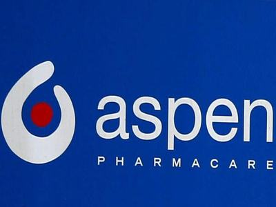 S. Africa's Aspen forecasts 16-18pc sales growth for half year ended December