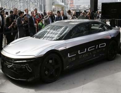 Lucid Motors' $24 billion blank-check deal sparks bubble concerns