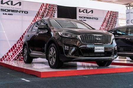 The all new KIA Sorento enters the Pakistani market