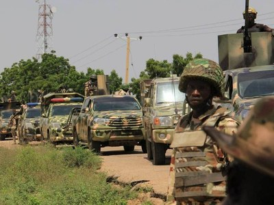 Boko Haram killed 16 in Nigeria attack: local militia