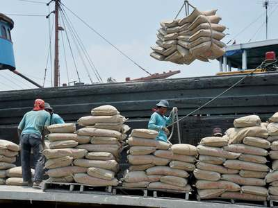 Cement export decreases 3.80pc in 7 months