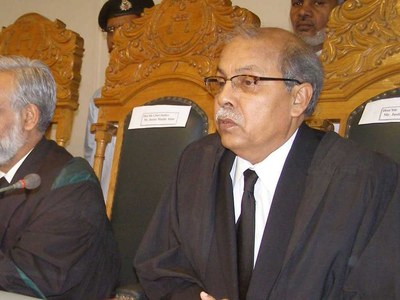 Political party, more important than party leader in democracy; CJP