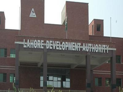 LDA City apartments' construction: LDA, BoP sign Rs10bn deal